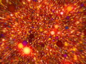 VJ Loop 385 Particles World 6 Stock Footage