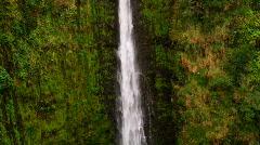 Stock Video Footage of Akaka Falls