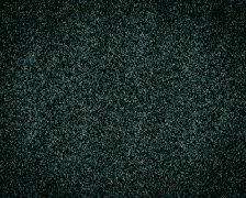 TV STATIC WITH NOISE Stock Footage