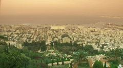 Haifa timelapse HD Stock Footage