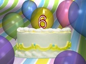 Stock Video Footage of Birthday Cake 6