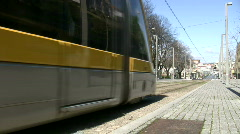 Public transportation Stock Footage