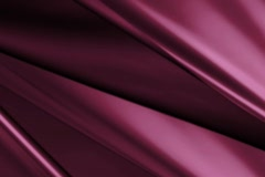 Hot Pink Satin Folds Stock Footage