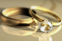 Rings Intro Stock Footage