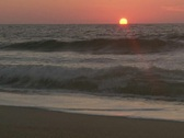 Stock Video Footage of Soothing Waves