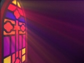 Stock Video Footage of Stained Glass