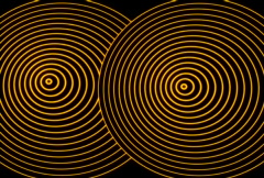 Hypnotize Burst 5 6 Stock Footage