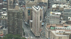 NYC 2 Clip 004-22 Stock Footage