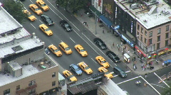 NYC 2 Clip 004-28 Stock Footage