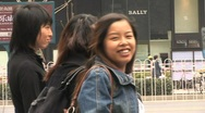 Stock Video Footage of  Chinese people in beijing china.