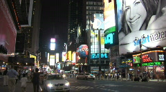 NYC 2 Clip 004-61 Stock Footage