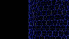 Nano Technology Footage Stock Footage