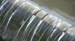 Dam Stock Footage
