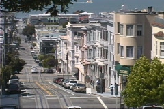 San Francisco Street 2 Stock Footage