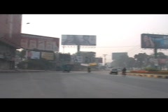 Streets of Pakistan/ Lahore - stock footage