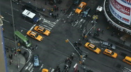 Stock Video Footage of NYC Times Square 03