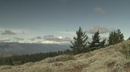 Mountain Views Stock Footage
