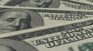 Money background Stock Footage