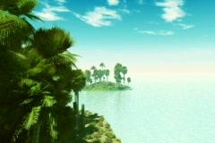Ocean dream Stock Footage