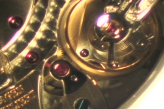 Shiny gears and pistons spin. Stock Footage