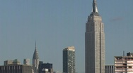 Empire State Building 01 Stock Footage
