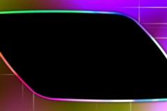 Overlay with alpha ntsc 82 Stock Footage
