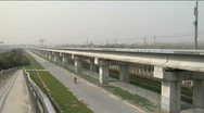 Stock Video Footage of World's fastest train in Shanghai