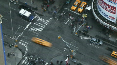 NYC Times Square 03 Time-lapse Stock Footage