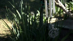 Wind chimes 09 Stock Footage