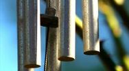 Stock Video Footage of wind chimes 11