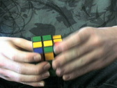 Stock Video Footage of Rubiks Cube Genius 1