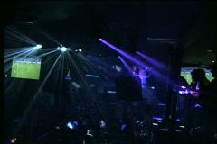Crowded Nightclub  - stock footage