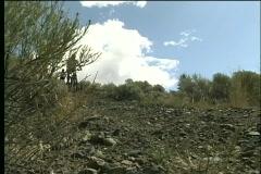 Mountain Biking - stock footage