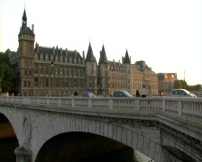 Paris Stock Footage