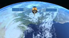Satellite - stock footage