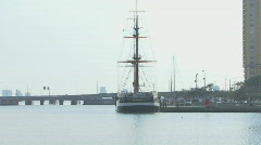Jose Gasparilla, Pirate Ship Stock Footage