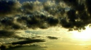 Clouds 508 HD30p Stock Footage
