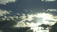 Clouds 511 HD30p Stock Footage