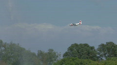 United States Coast Guard C-130  Stock Footage