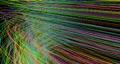 Strings Art 2 S-Bb HD HD Footage