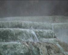 Cascade di Saturnia - Tuscany - Italy Stock Footage