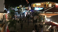 Stock Video Footage of Playa del Carmen 1 Clip 001  2-10
