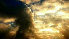 Cloud FX 203 - HD 1080p Stock Footage