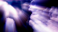 Cloud FX 207 - HD 1080p Stock Footage