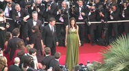 Stock Video Footage of  Angelina Brad