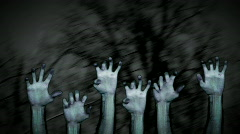 Zombie1 Stock Footage