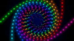 Pride - Spiral Spheres Stock Footage