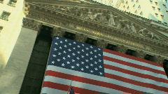 New York Stock Exchange (3 of 8) Stock Footage