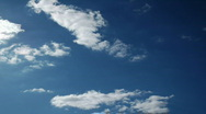 HD1080p Clouds (Time Lapse) Stock Footage