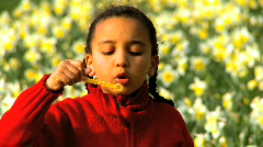 Stock Video Footage of Children & healthy lifestyle